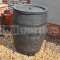 Műanyag esővízgyűjtő hordó 350L 6243