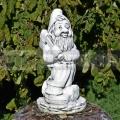 Favágó kerti törpe szobor ba 116