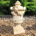 Váza s poklopom 260