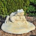Béka szobor 106