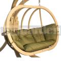 Kerti függő fotel Kacper oliva