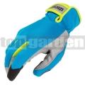 Záhradné vodeodolné rukavice 9/M 24032