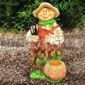 Kertész szobor lámpával M148