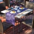 Záhradný stôl Latino 80 x 80 cm