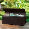 Záhradný úložný box Brightwood 455L
