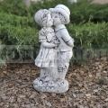 Szerelmes pár szobor ba 156
