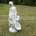Menyecske kerti szobor ba 52