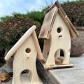 Búdky a krmítka pre vtáky