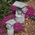 Dekoračné záhradné studne