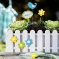 Farebné kvetináče Landhaus
