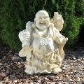 Japonské lampy a buddhovia
