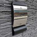 Kovové poštové schránky
