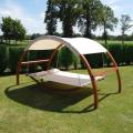 Záhradné postele