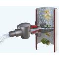 Zberač vody k nádržiam