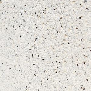 bielo-šedý otryskávaný