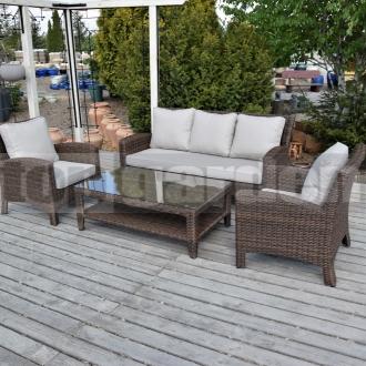 0a3b7e82631a Ratanový nábytok Harmony Brown - topgarden.sk - ratanový záhradný nábytok