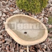 Umývadlo riečny kameň