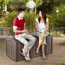 Záhradný úložný box Glenwood 390L