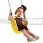 Detská hojdačka Flexible žltá