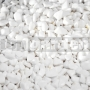 Kameň Thassos White okruhliaky 10-20mm 25kg