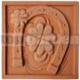 Keramický reliéf 15 Podkova