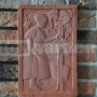 Keramický reliéf 2