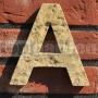 Orientačné súpisné písmeno A
