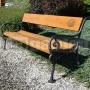 Parková lavička Dream