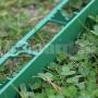 Plastový obrubník 45 zelený