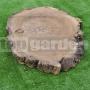 Šľapák veľký - imitácia dreva