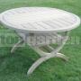 Stôl Roma oválny