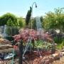 Záhradná sprcha 4765 na trojnožke