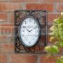 Záhradné hodiny Blossom GCLOCK9