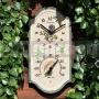 Záhradné hodiny Sovy