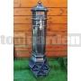 Záhradný hydrant Style antik striebro 26/11