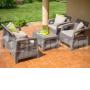 Záhradný nábytok set Corfu CS