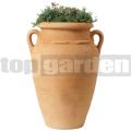 Antická rastlinná amfora piesková