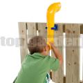 Detský periskop modro-žltý