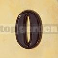 Domové súpisné číslo 0 glazované