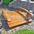 Drevený mostík Mini