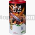 Krmivo pre ryby Gold sticks 130g