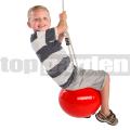 Detská hojdačka Buoy Ball Mandora červená