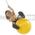Hojdačka Buoy Ball žltá