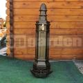 Hydrant čierny