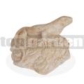 Jašterica na kameni 338c