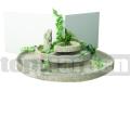 Kaskádová fontána ZKF 2