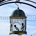 Keramické krmítko pre vtáky