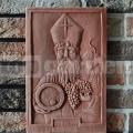 Keramický reliéf 1 - Svätý Urban