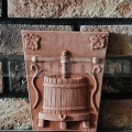 Keramický reliéf 5 - Lis