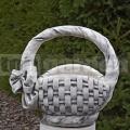 Košík s mašľou ba 04